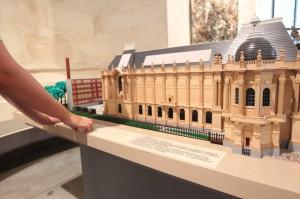 Maquette sensorielle du musée des Beaux-arts de Lille
