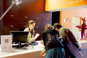 Office de tourisme de Roubaix – éclairage général et éclairage complémentaire (UDOTSI)