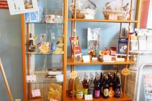 Boutique de l'Office de tourisme du Cateau-Cambrésis (UDOTSI)