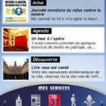 Application Ville de Lille