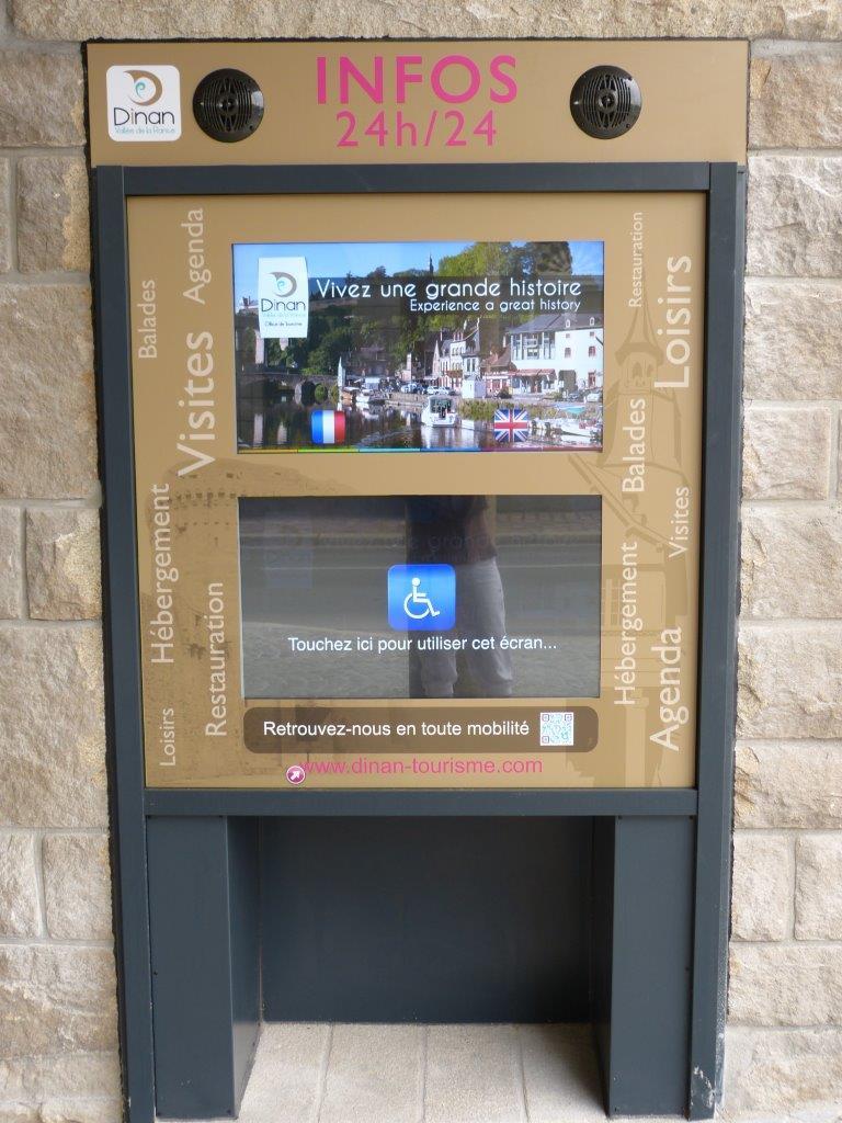 Fiche 48 la borne interactive ot du futur - Office de tourisme dinant ...