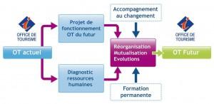 Réorganisation (schéma Altéa)