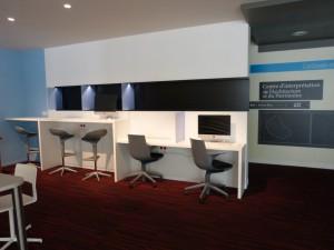 Espace wifi et Internet de l'Office de tourisme de Dinant (source : Office de tourisme de Dinant)