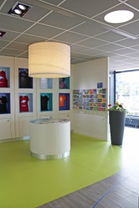 Boutique de l'Office de tourisme de Fécamp