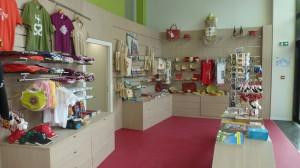 Espace boutique de l'Office de toruisme de Mulhouse (resOT Alsace)